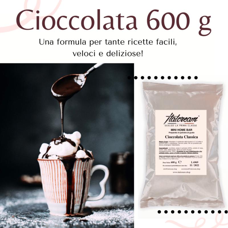 Cioccolata 60g - Italcream