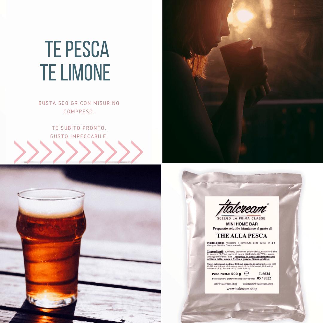 Te Pesca e Limone - Italcream